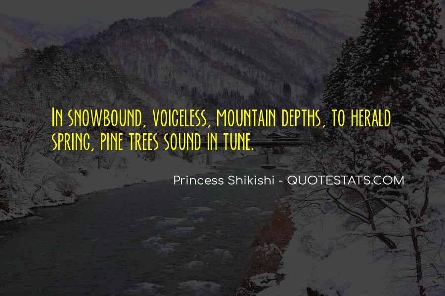 Quotes About Snowbound #204276