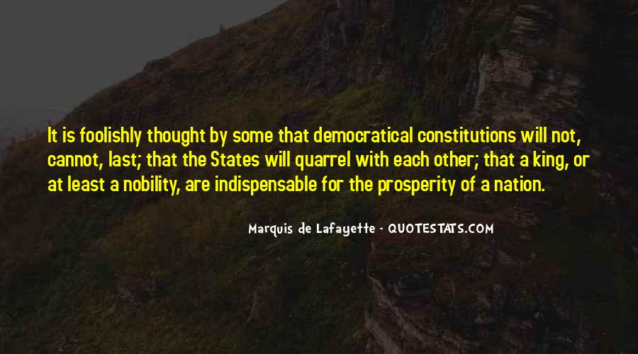 Lafayette's Quotes #1212523