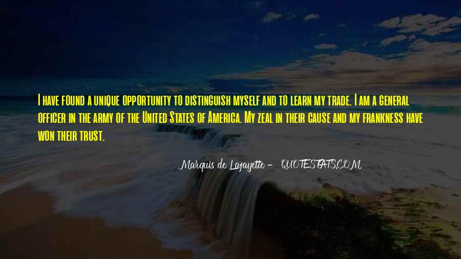 Lafayette's Quotes #1230287