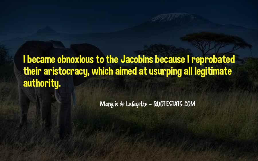 Lafayette's Quotes #1307539