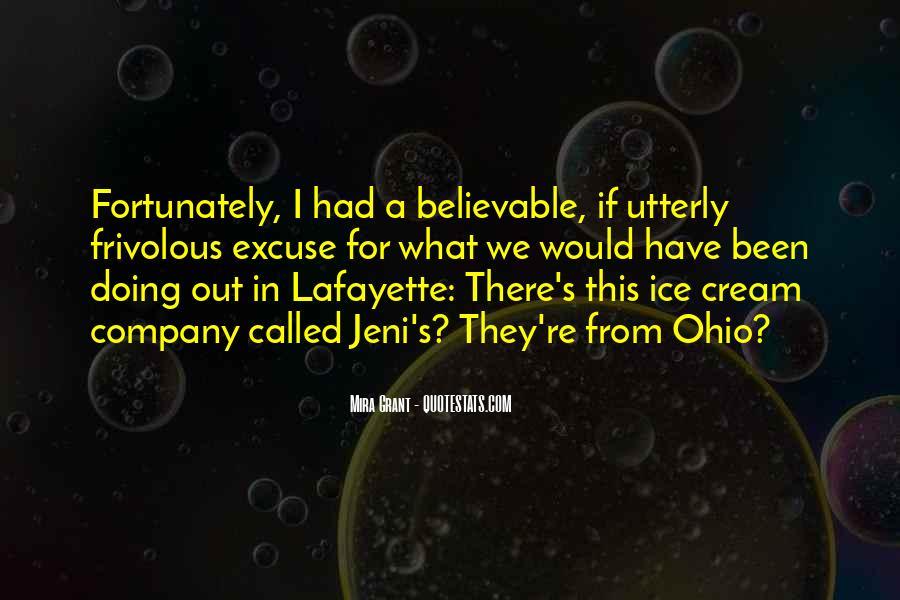 Lafayette's Quotes #1324111