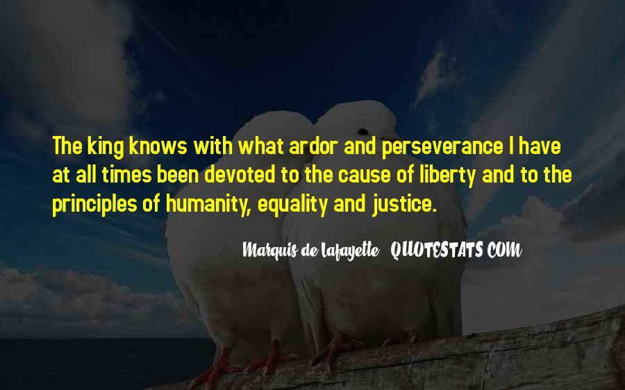 Lafayette's Quotes #1481597