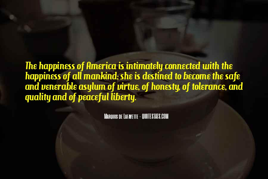 Lafayette's Quotes #1489263