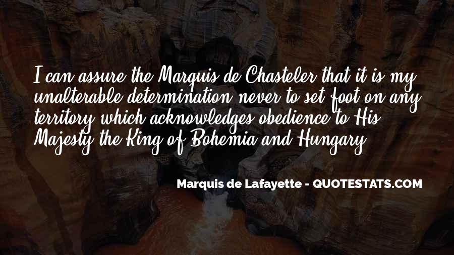 Lafayette's Quotes #1594042