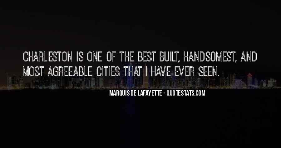 Lafayette's Quotes #1620352
