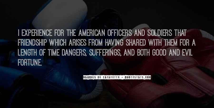Lafayette's Quotes #179082