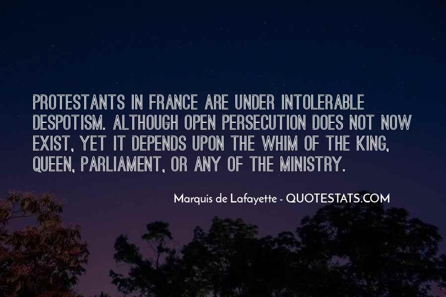 Lafayette's Quotes #1872300
