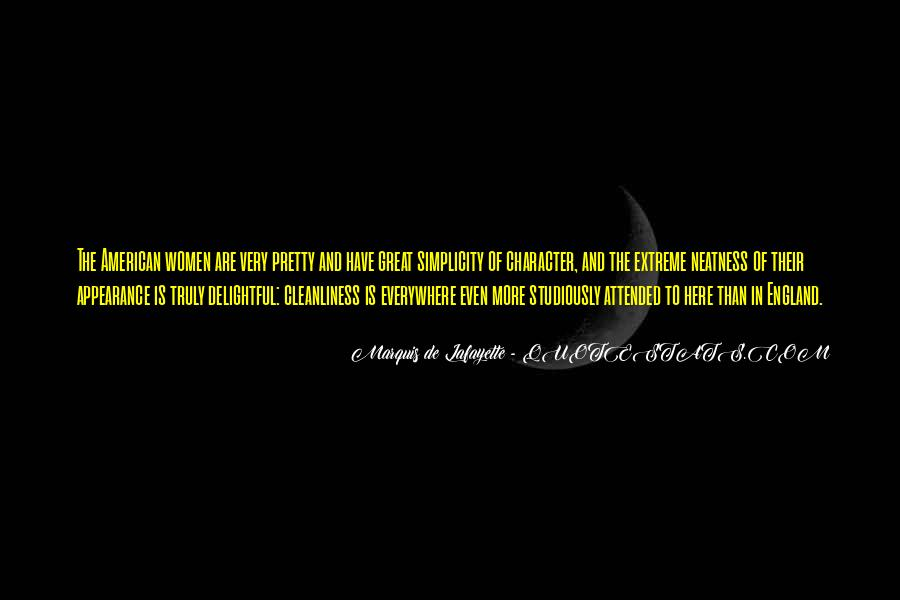 Lafayette's Quotes #284095