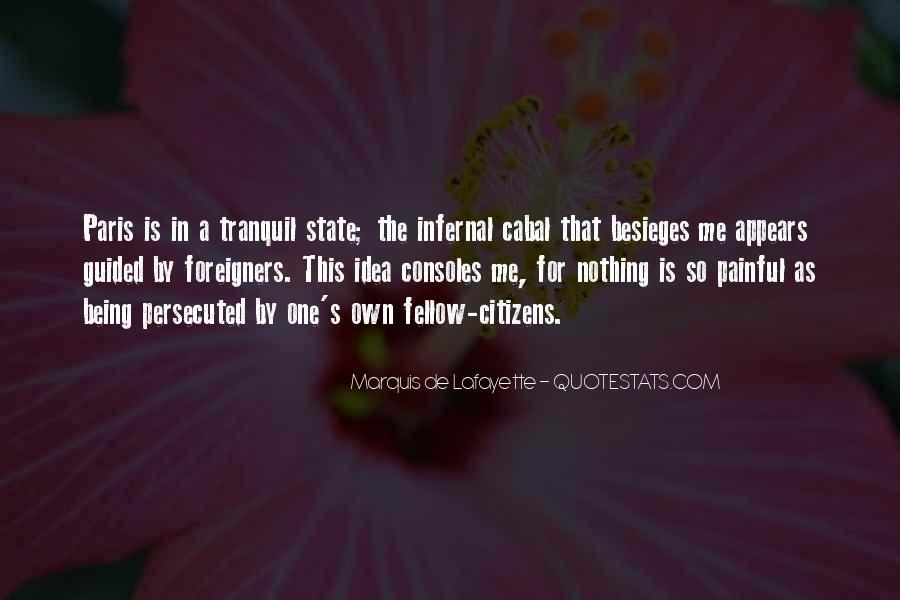 Lafayette's Quotes #317274