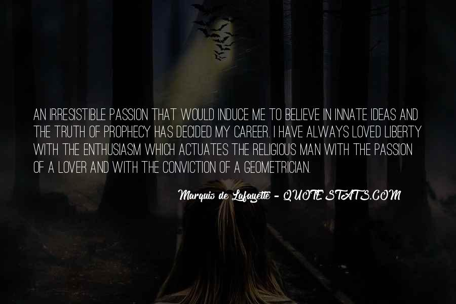 Lafayette's Quotes #365352