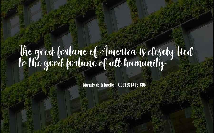 Lafayette's Quotes #389248