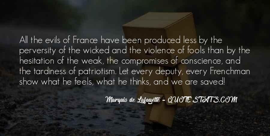 Lafayette's Quotes #413738