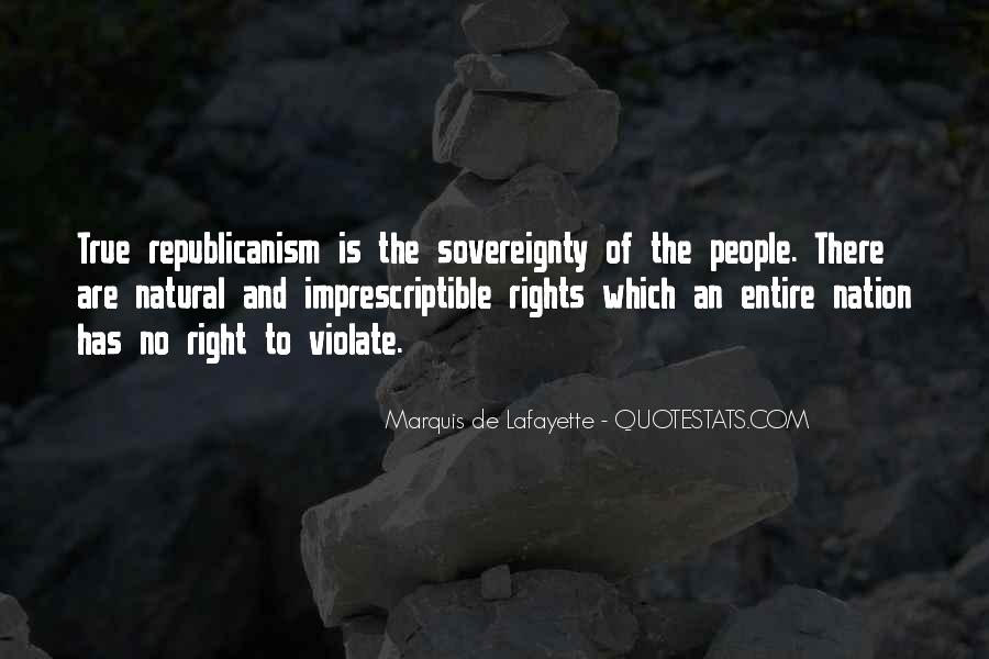Lafayette's Quotes #426646