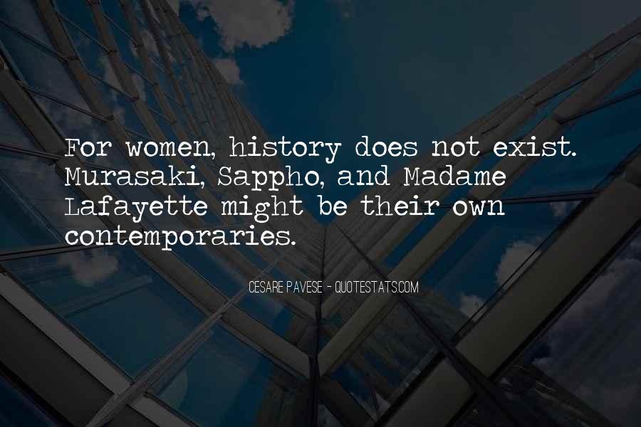 Lafayette's Quotes #476872
