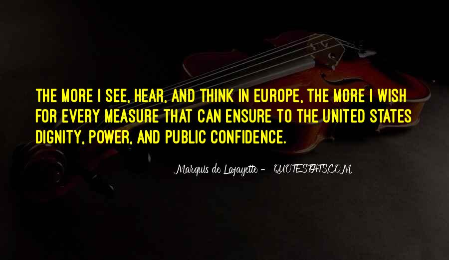 Lafayette's Quotes #615661