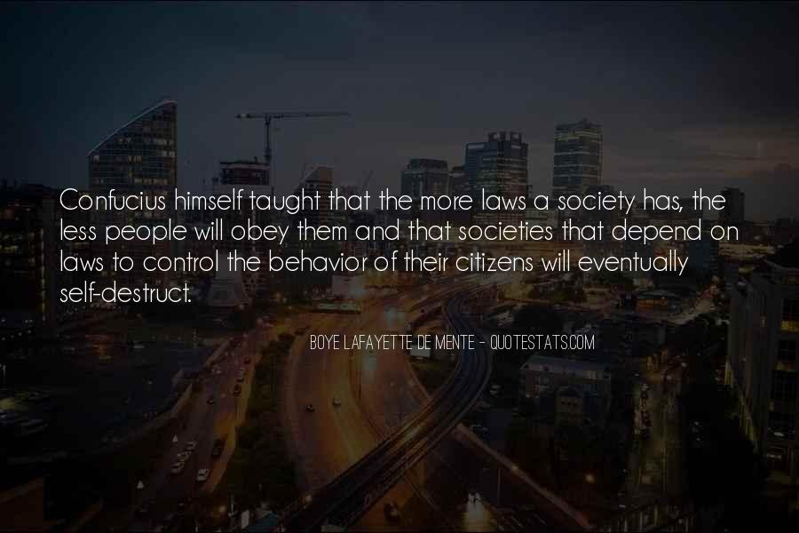 Lafayette's Quotes #681138