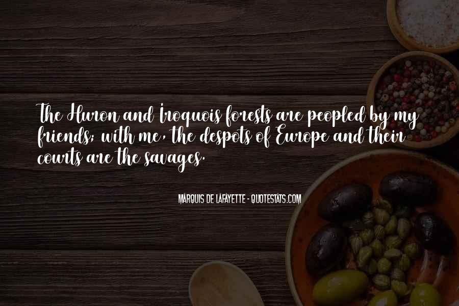 Lafayette's Quotes #999098