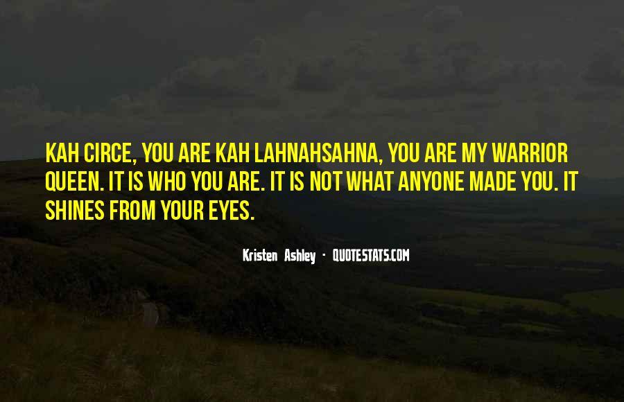 Lahnahsahna Quotes #1797260