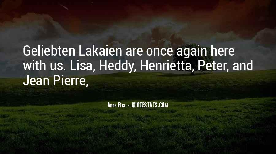 Lakaien Quotes #1203788
