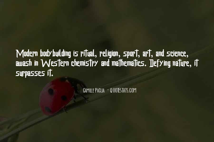 Quotes About Religion And Sports #628904