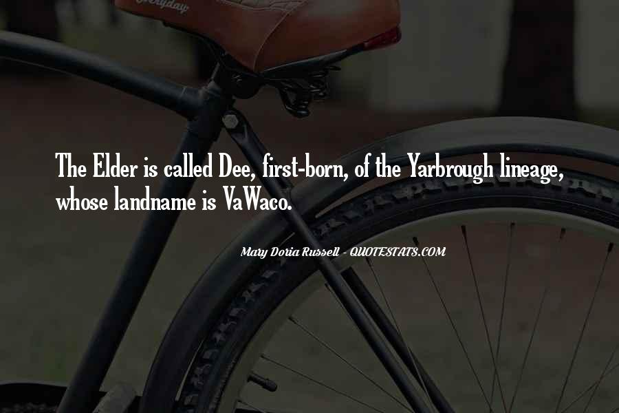 Landname Quotes #240592