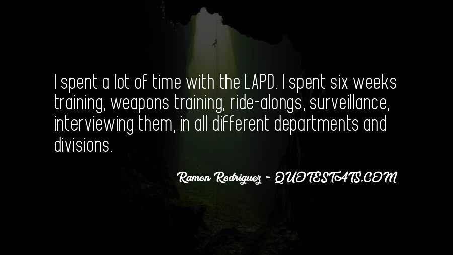 Lapd's Quotes #1671250