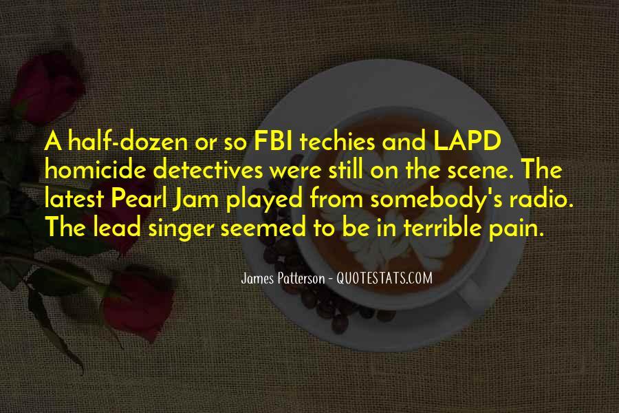 Lapd's Quotes #318815