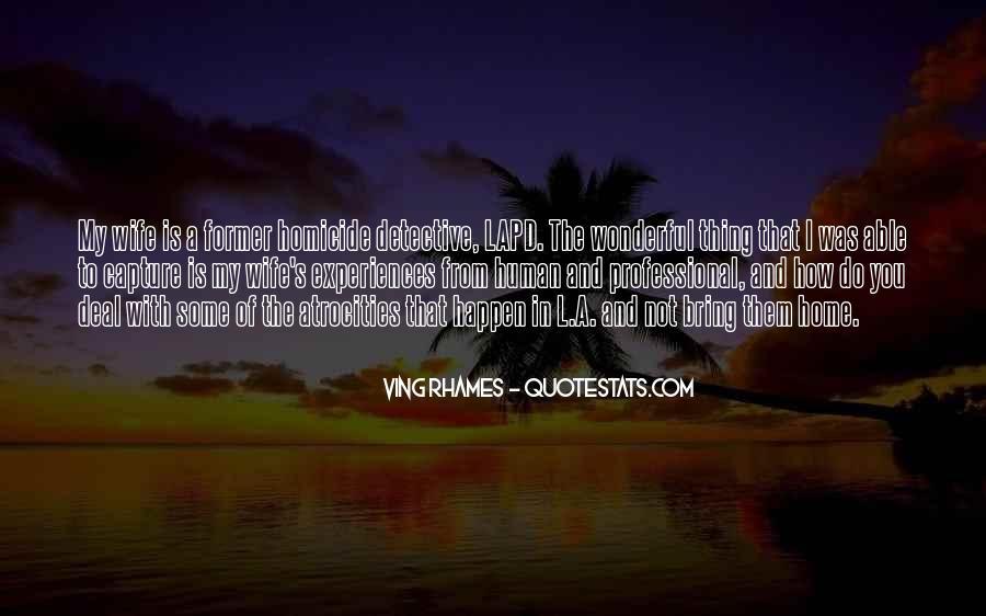 Lapd's Quotes #365966