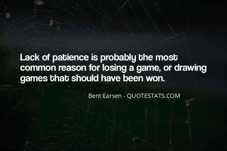 Larsen's Quotes #11659