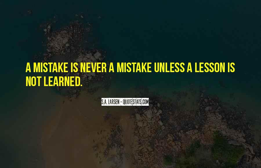 Larsen's Quotes #1230844