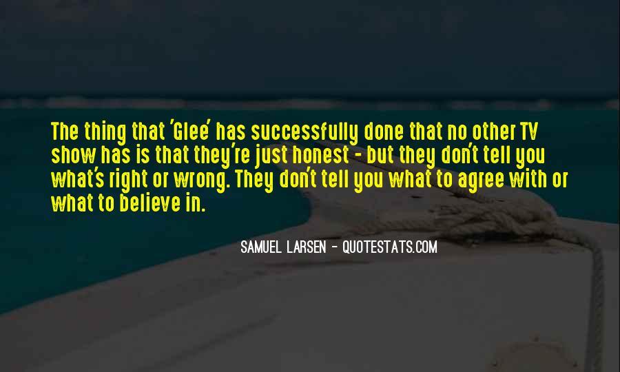 Larsen's Quotes #1539696