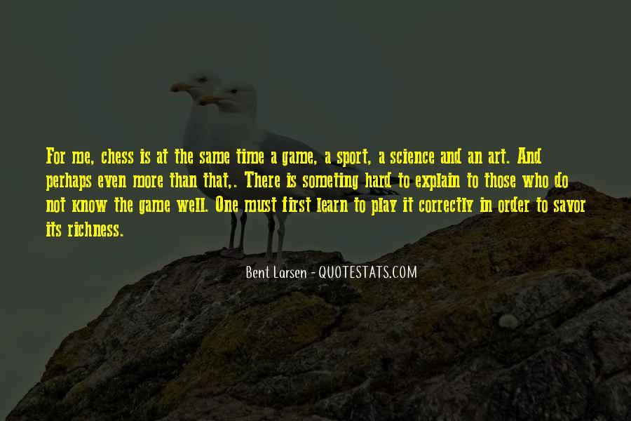 Larsen's Quotes #317740