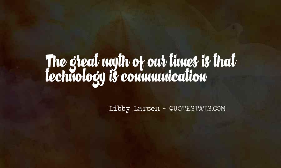 Larsen's Quotes #37239