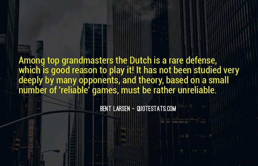 Larsen's Quotes #430106