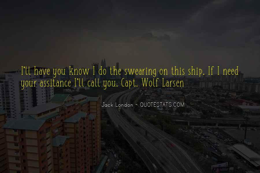 Larsen's Quotes #485006