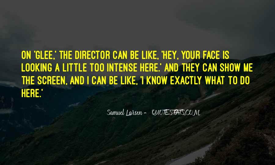Larsen's Quotes #710804