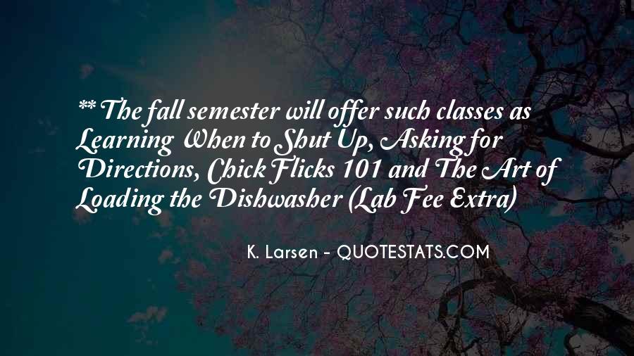 Larsen's Quotes #712741
