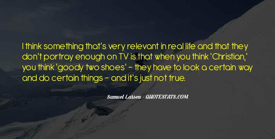 Larsen's Quotes #787526