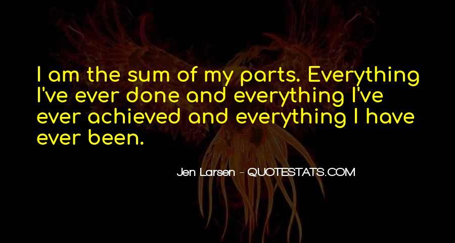 Larsen's Quotes #790566