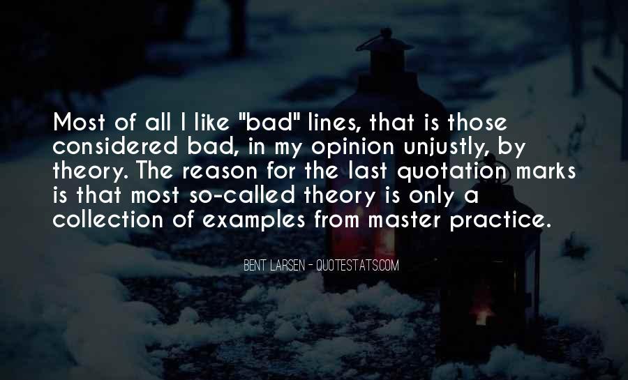 Larsen's Quotes #829673