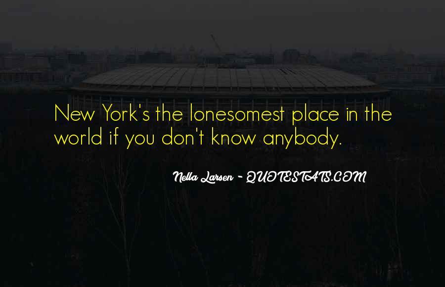 Larsen's Quotes #904318