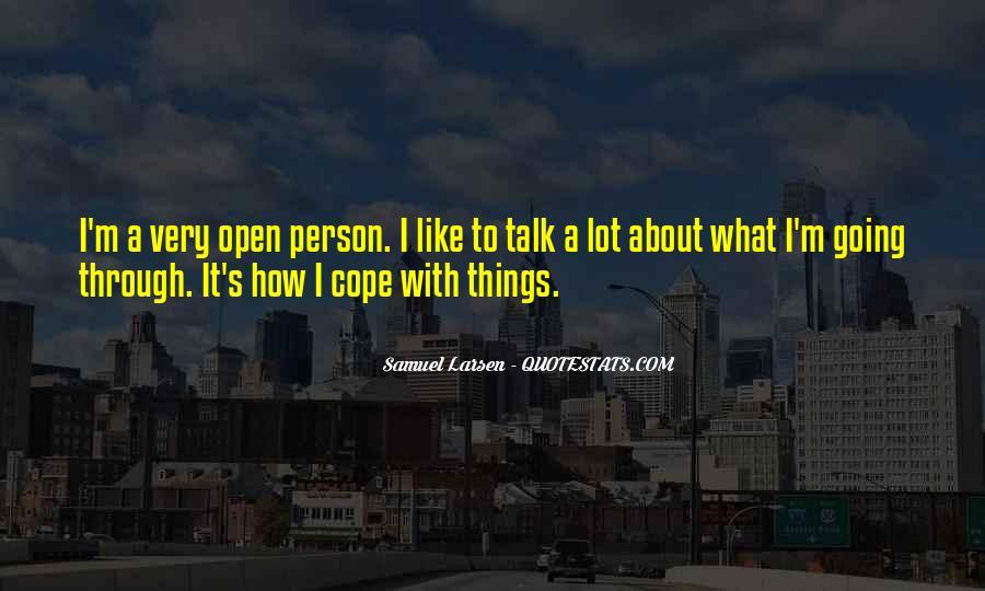 Larsen's Quotes #99944