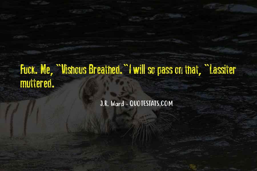 Lassiter's Quotes #1553067
