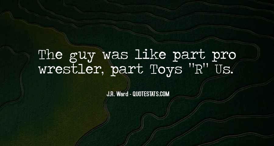 Lassiter's Quotes #1874950