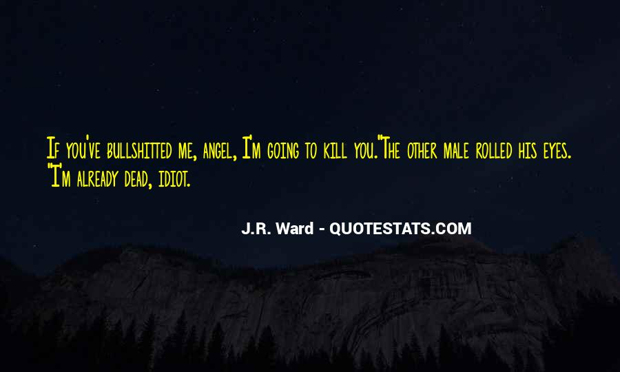 Lassiter's Quotes #413393
