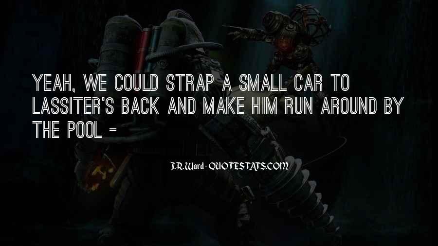 Lassiter's Quotes #451020