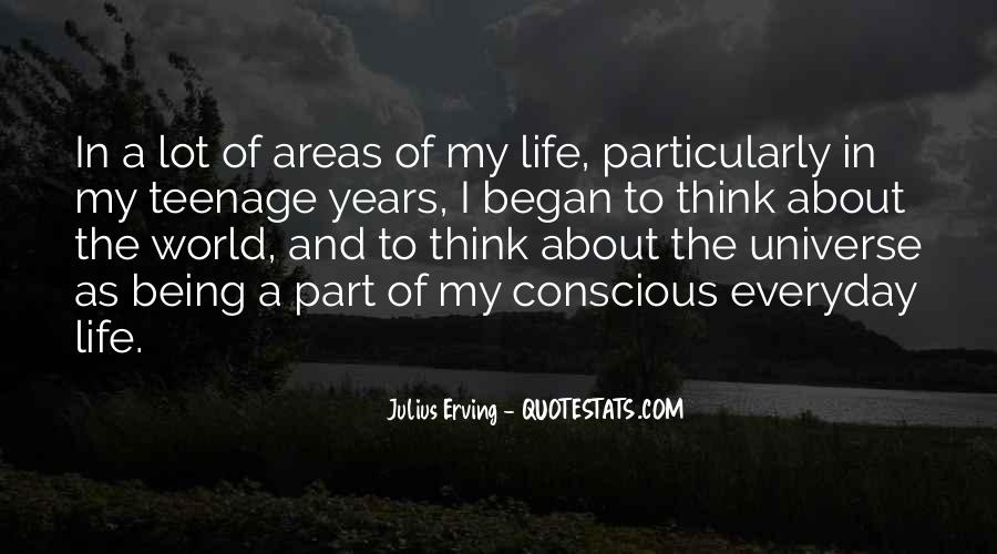 Quotes About Being Part Of The Universe #60183