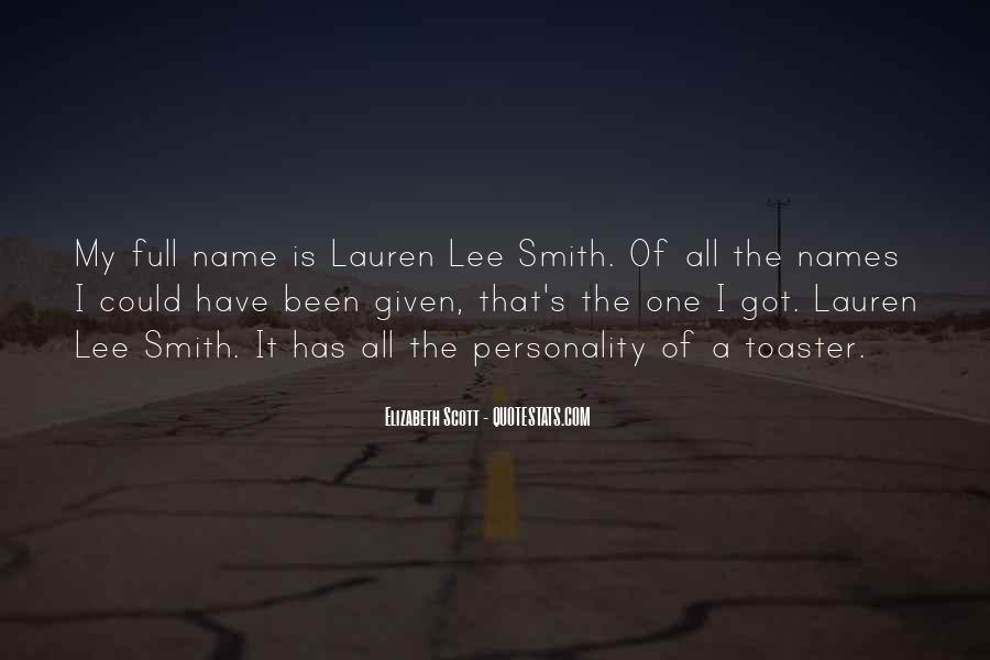 Lauren's Quotes #106749
