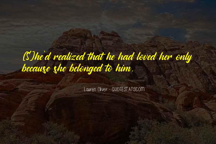 Lauren's Quotes #110268