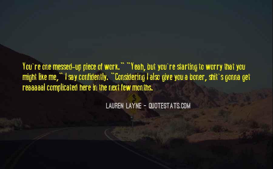 Lauren's Quotes #50406